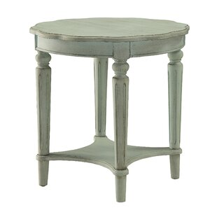 Vandervort End Table by Ophelia & Co.
