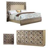 Pinnix Queen Configurable Bedroom Set by Bloomsbury Market