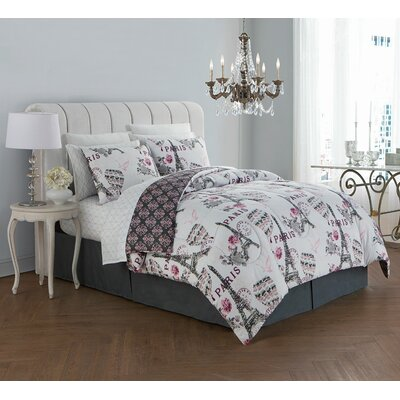 Jovany Reversible Comforter Set Ophelia & Co.
