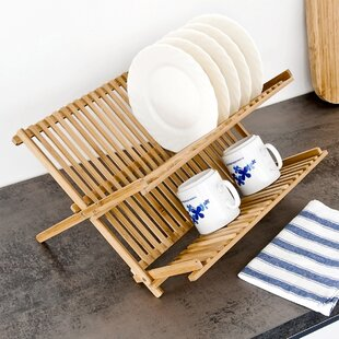 2 Tier Dish Rack by Relaxdays