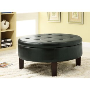 Red Barrel Studio Canty Storage Ottoman