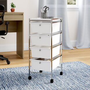 Affordable Price 4 Drawer Storage Chest By Rebrilliant