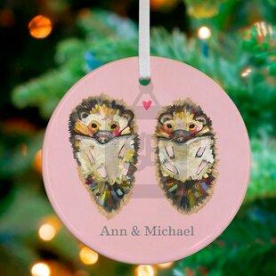 Hedgehog Ornaments Wayfair