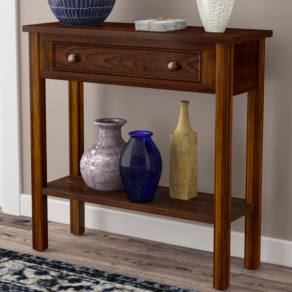 Bloomsbury Market Caine Console Table Amp Reviews Wayfair