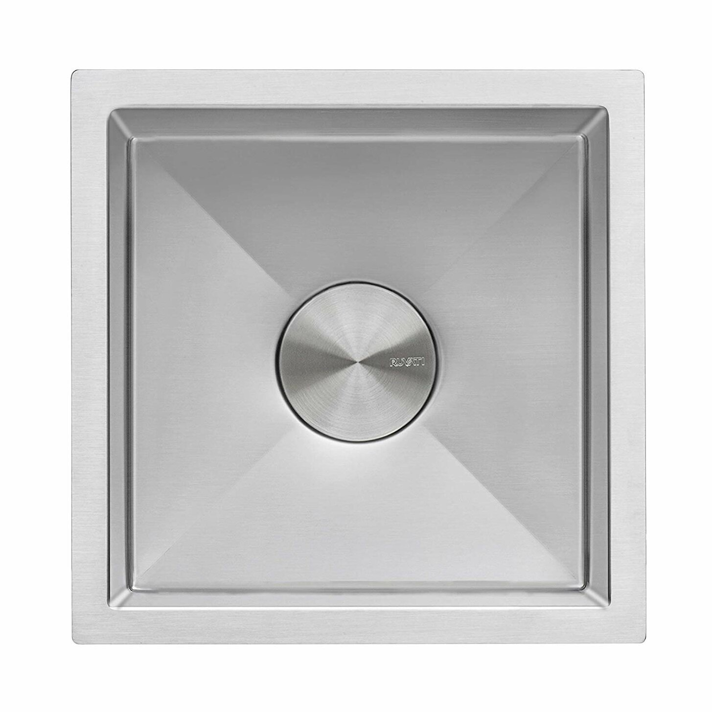 Ruvati 13 L X 15 W Undermount Kitchen Sink