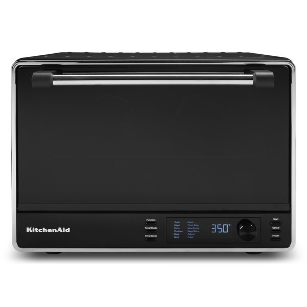 Kitchenaid Dual Convection Countertop Oven W Temp Probe