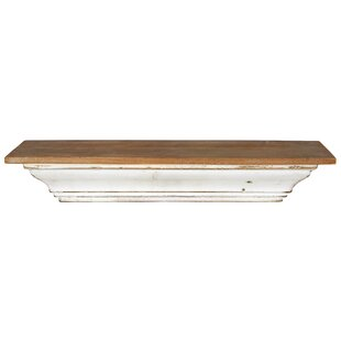 Lasalle Wood Wall Shelf