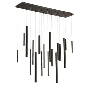 Orren Ellis Lacie 18-Light LED Pendant