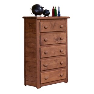 Bargain Chung 5 Drawer Chest by Harriet Bee Reviews (2019) & Buyer's Guide