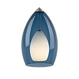 Tech Lighting Fire Monopoint 1-Light Cone Pendant