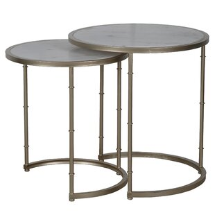 Tasmin 2 Piece Nesting Tables