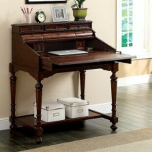 Secretary Roll Top Small Desks You Ll Love Wayfair