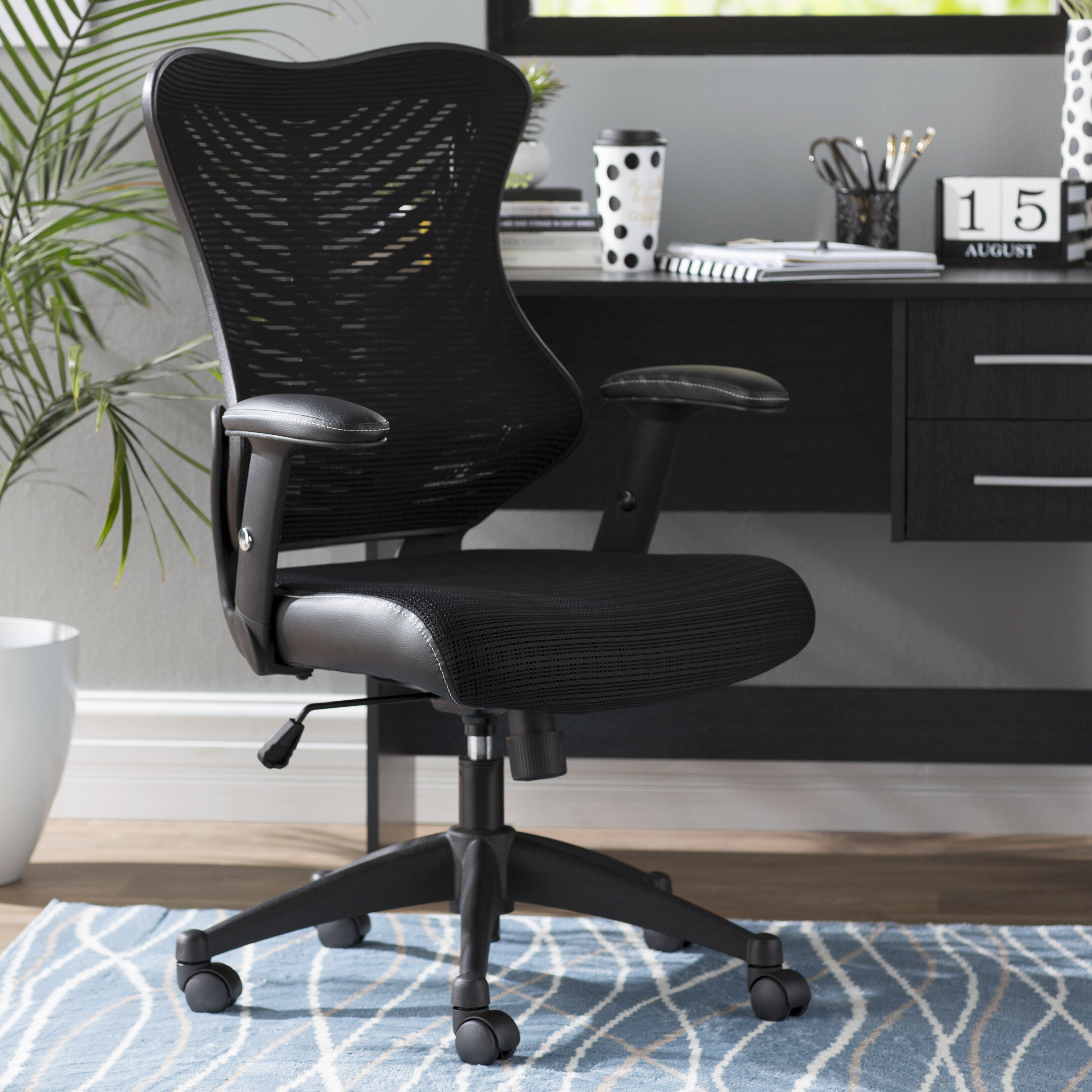 Zipcode Design Bret Ergonomic Mesh Task Chair & Reviews  Wayfair