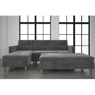 Light Grey Sectional Sofa | Wayfair