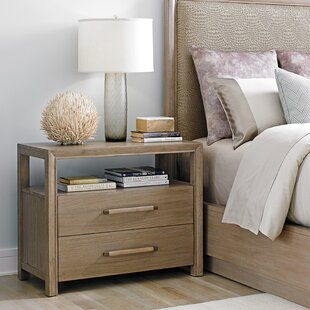 Lexington Shadow Play Curtain Call 2 Drawer Nightstand