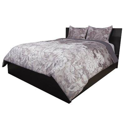 House of Hampton Audwine 3 Piece Reversible Comforter Set