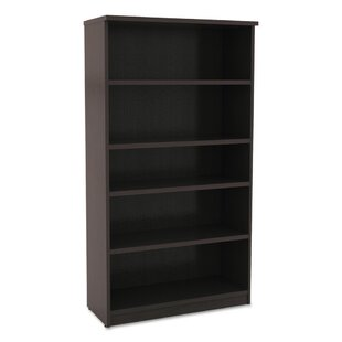 Kania Five-Shelf Standard Bookcase