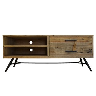 Buy luxury Travis Heights TV Stand for TVs up to 78 by Union Rustic Reviews (2019) & Buyer's Guide