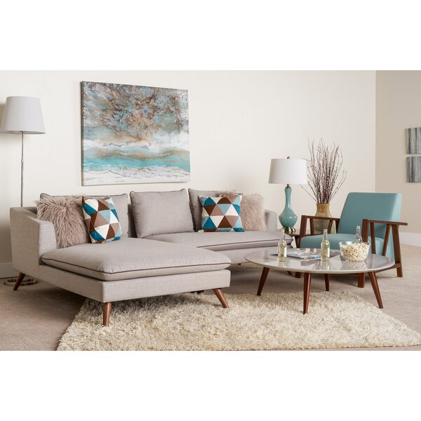 Corrigan Studio Oxnard 6 Piece Living Room Set Reviews Wayfair