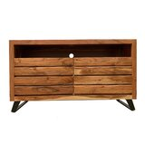 Wheatly Solid Wood TV Stand for TVs up to 65 by Union Rustic