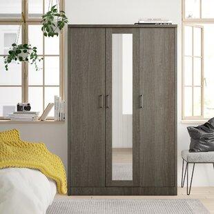Emmaus 3 Door Wardrobe By Zipcode Design