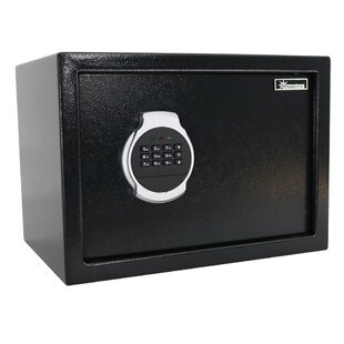 Digital Home Security Safe with Electronic/Key Lock by Wildon Home ?