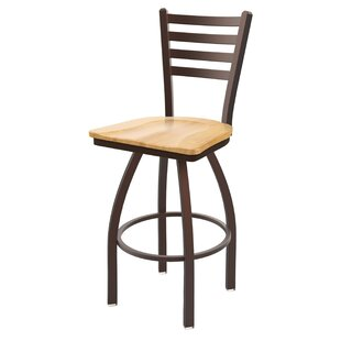 Evers 30 Swivel Bar Stool Winston Porter