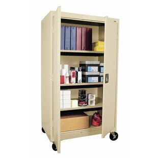 OfficeSource 2 Door Storage Cabinet