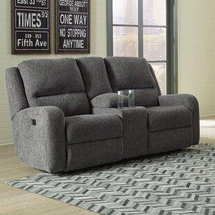 Terrific Keera Reclining Loveseat By Latitude Run Bargain On Patio Andrewgaddart Wooden Chair Designs For Living Room Andrewgaddartcom
