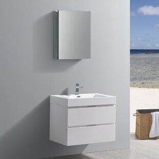 Big Save Senza Valencia 30 Single Bathroom Vanity Set ByFresca
