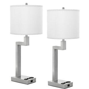 Radabaugh Twin-light 26 Table Lamp (Set of 2)