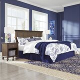 Caitlynn Standard 2 Piece Bedroom Set by Longshore Tides