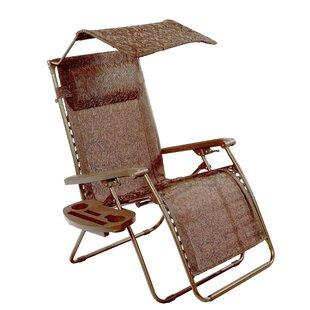 Tristan Reclining/Folding Zero Gravity Chair by Red Barrel Studio