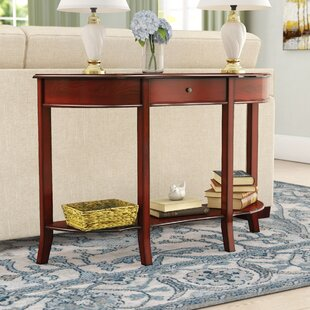 Three Posts Gillette Console Table