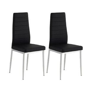 Ari Upholstered Dining Chair (Set Of 2) By Metro Lane