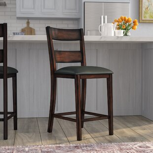 Juno Bar Stool (Set Of 2) by Winston Porter Discount