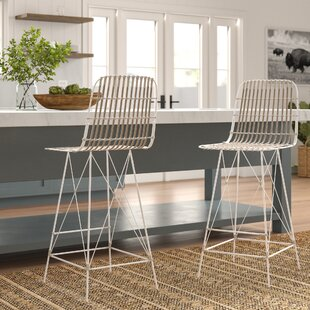 Marleigh Bar & Counter Stool (Set of 2) by Mistana