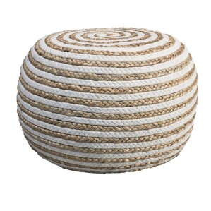 Fort Lupton Pouf Ottoman by Trent Aust..