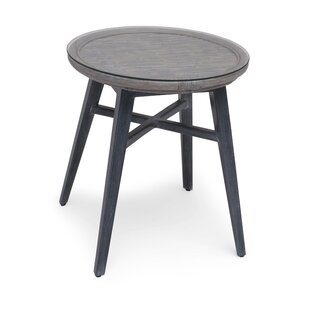 Allantra Rattan Side Table By Sol 72 Outdoor