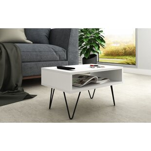 Read Reviews Kenosha Coffee Table with Storage by Wrought Studio Reviews (2019) & Buyer's Guide