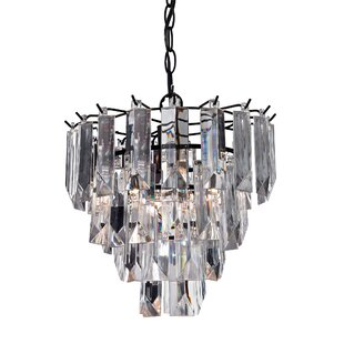 Kyte 1-Light Crystal Pendant by House of Hampton