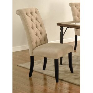 Upper East Side Chair (Set of 2) by BestMasterFurniture