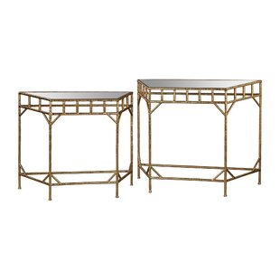 2 Piece 2 Piece Console Table Set By Mercer41