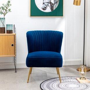 Stalnaker Annabella Sliper Chair by Everly Quinn