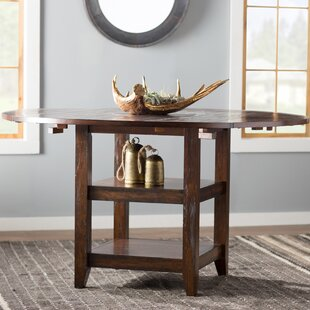 Electra Lambert Counter Height Dining Table by Loon Peak Discount