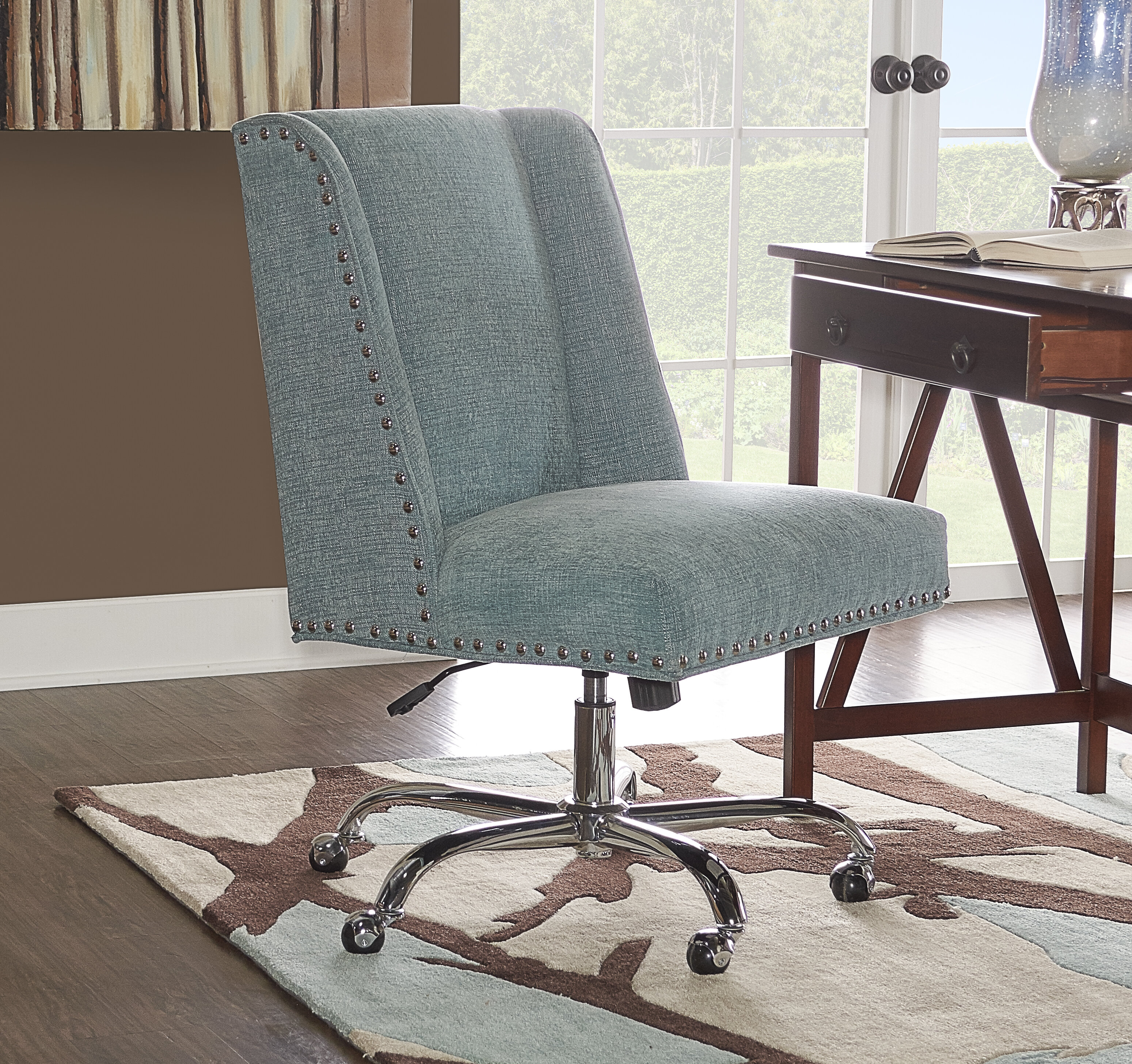 Fabric Office Chairs You Ll Love In 2020 Wayfair