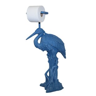 Low priced Heron Freestanding Toilet Paper Holder ByHickory Manor House