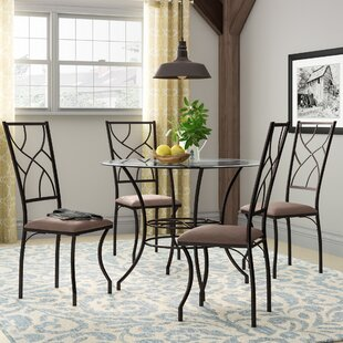 Suniga 5 Piece Dining Set August Grove