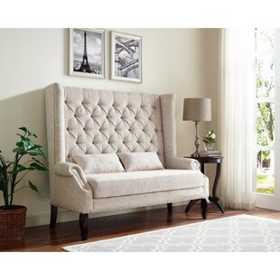 Affordable Kwon Alluring Loveseat by Alcott Hill Reviews (2019) & Buyer's Guide