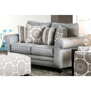 Darby Home Co Banas Loveseat
